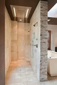 Bilder Moderne Badezimmer : bilder mit einrichtungsideen modern badezimmer regendusche ideen rund ums haus pinterest ~ Sanjose-hotels-ca.com Haus und Dekorationen