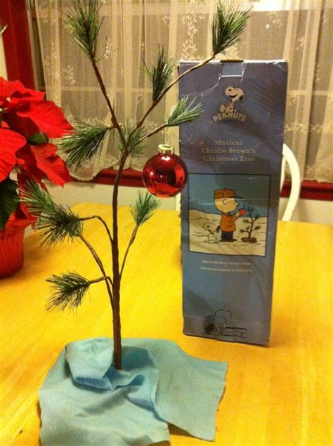 how to keep christmas real with only a charlie brown tree