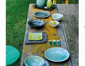 Keramik Geschirr Mediterran : rustikales geschirr geschirr f r die grillparty ~ Michelbontemps.com Haus und Dekorationen