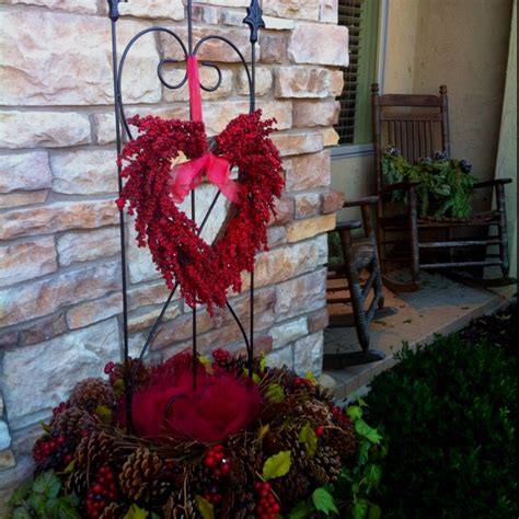 charming valentine s day outdoor decorations 2017