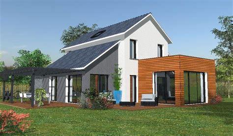 constructeur maison bois en loire atlantique 44 maisons charles bois