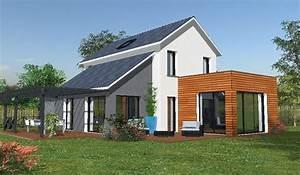 Meilleure Orientation Maison : constructeur maison bois en loire atlantique 44 maisons charles bois ~ Preciouscoupons.com Idées de Décoration