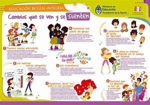 Imágenes Educación sexual preescolar, primaria y secundaria Diario Educación