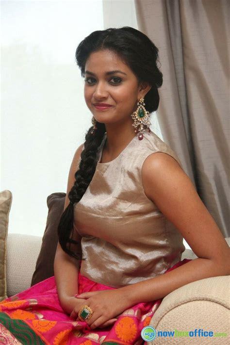Keerthi Suresh Hot And Beautiful