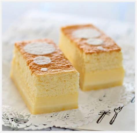 magic custard cake anncoo journal