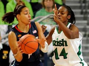 Notre Dame women top UConn in overtime - Connecticut Post
