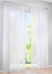 Fertiggardinen Mit Schlaufen : sch ne aussichten die transparente voile gardine uni in tollen farben wei kr uselband ~ Whattoseeinmadrid.com Haus und Dekorationen