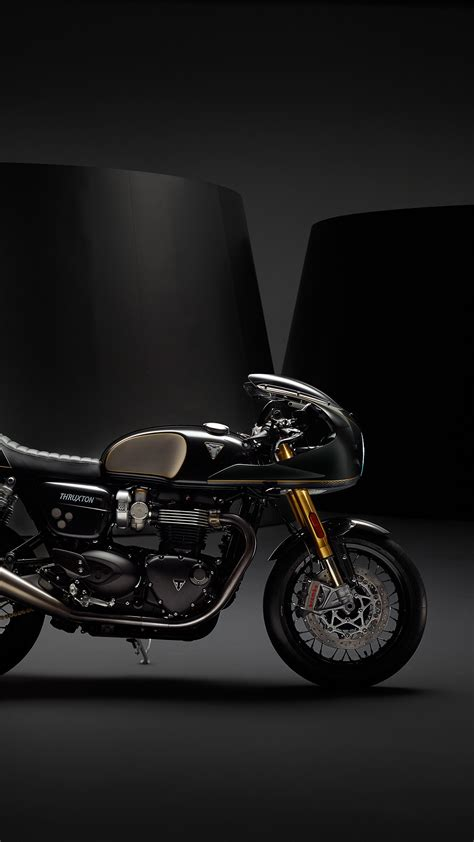 triumph thruxton tfc 2019 4k wallpapers hd wallpapers