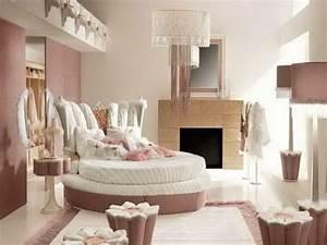 la deco chambre ado fille esthetique et amusante With chambre bébé design avec montre fleurie femme