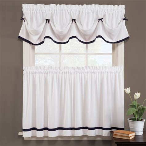 Kate Tier Window Treatments   Altmeyer's BedBathHome