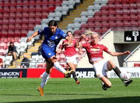 WSL round-up: Chelsea are held to a 1-1 draw at Man United ...