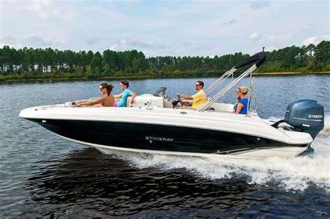 2017 Stingray Boats For Sale by 2017 New Stingray Deck Boat For Sale Port Fl
