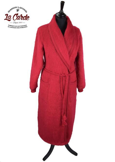robe de chambre des pyr駭馥s robe de chambre en
