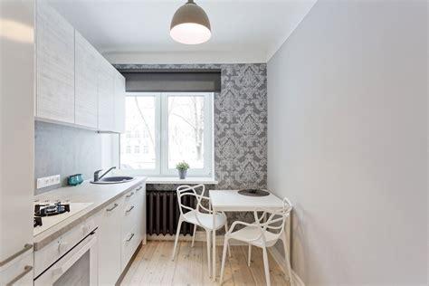 Kompaktas virtuves dizains nelielām telpām - Virtuves.lv