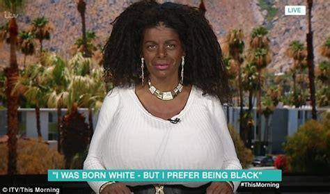martina big dark white glamour model martina big wants an 39 african nose