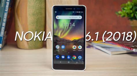 nokia 6 1 2018 review