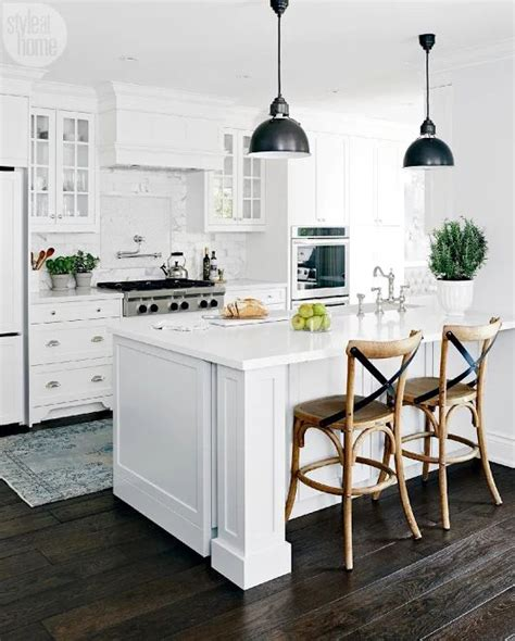 modern country kitchen decorating ideas dise 241 os de cocinas modernas con desayunador curso de 9199
