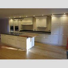 Reconfiguring A Used  Second Hand Kitchen