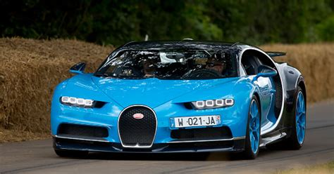 Photos: Fastest production cars in the world can cost millions