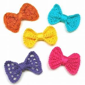 Crochet Spot » Blog Archive » Crochet Pattern: Variety Bow