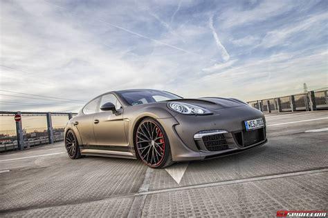 Official: Porsche Panamera Widebody By Prior Design