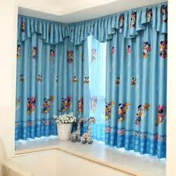 Rideau Mickey Bleu by Mickey Mouse Rideaux Promotion Achetez Des Mickey Mouse