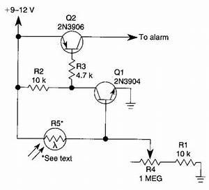 photoelectric sensor circuit circuit diagram world With ldr sensor circuit