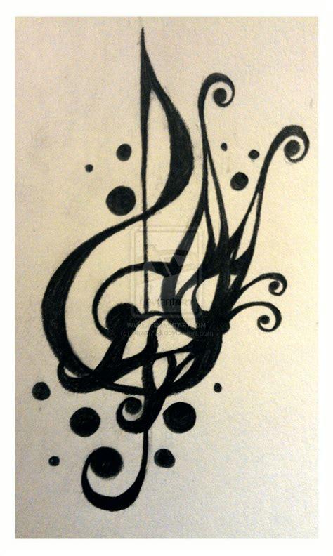 treble clef tattoo  pinterest  tattoo designs  tattoos   tattoo foot
