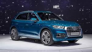 Audi Q5 D Occasion : video 2017 audi q5 at the 2016 paris motor show ~ Gottalentnigeria.com Avis de Voitures