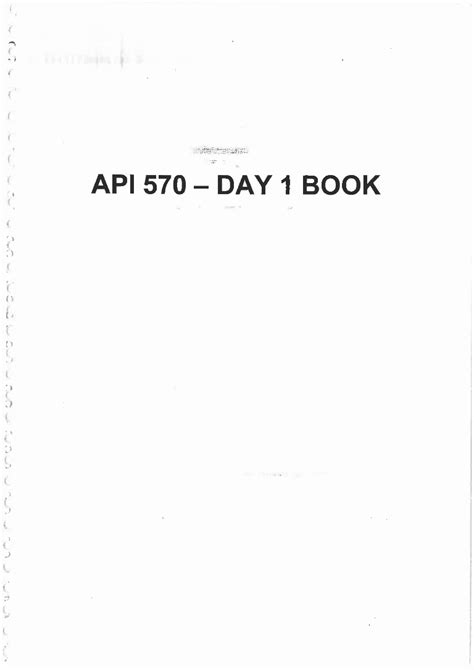 Api 570 day 1 questions