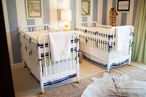 The Mitchell Twins  Project Nursery