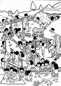 children's playground by maelanie on DeviantArt