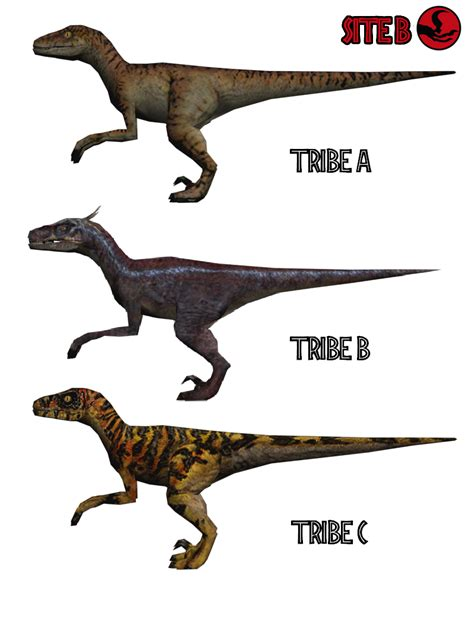 jurassic park raptor tribes, The Different Raptor Tribes of Isla Sorna – Jurassic Park  , The Different Raptor Tribes of Isla Sorna - Jurassic Park  .