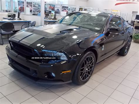 2018 Ford Mustang Shelby Gt500 Coupe