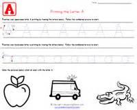 kindergarten sprüche tracing letters a z new calendar template site
