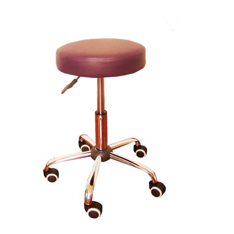 rolling massage chair stool portable pedicure for salan