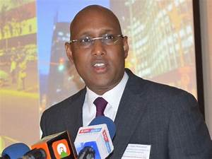 Mps want CS Adan Mohammed to resign over toxic sugar ...