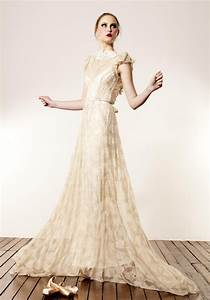 the gallery for gt beige lace wedding dress With beige lace wedding dress