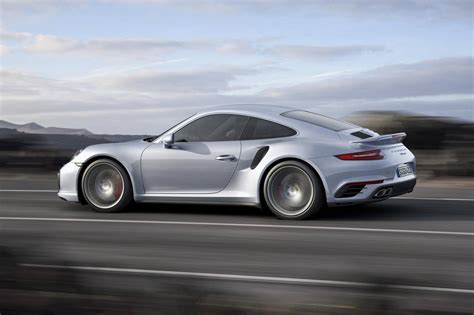 Porsche 911 Turbo by Official 2016 Porsche 911 Turbo And Turbo S Gtspirit