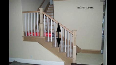 how to build a stair banister is this a stair handrail or guardrail stairway