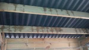 Bac Acier Anti Condensation : condensation toiture d 39 atelier ~ Dailycaller-alerts.com Idées de Décoration