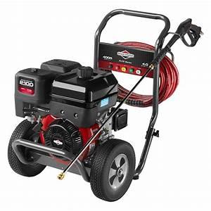 Briggs  U0026 Stratton U00ae - Elite Series U2122 4000 Psi 4 0 Gpm Gas Pressure Washer