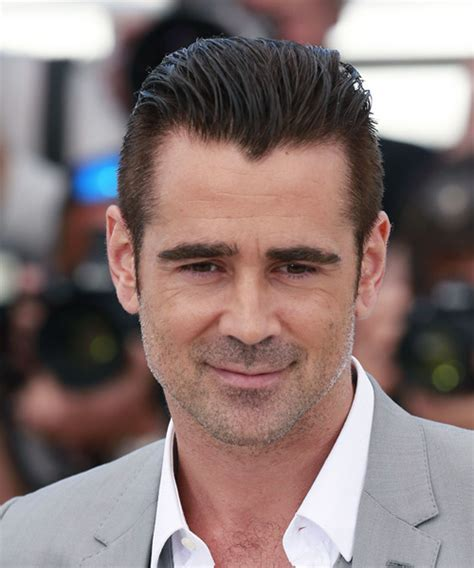 Colin Farrell Hairstyles for 2017   Celebrity Hairstyles