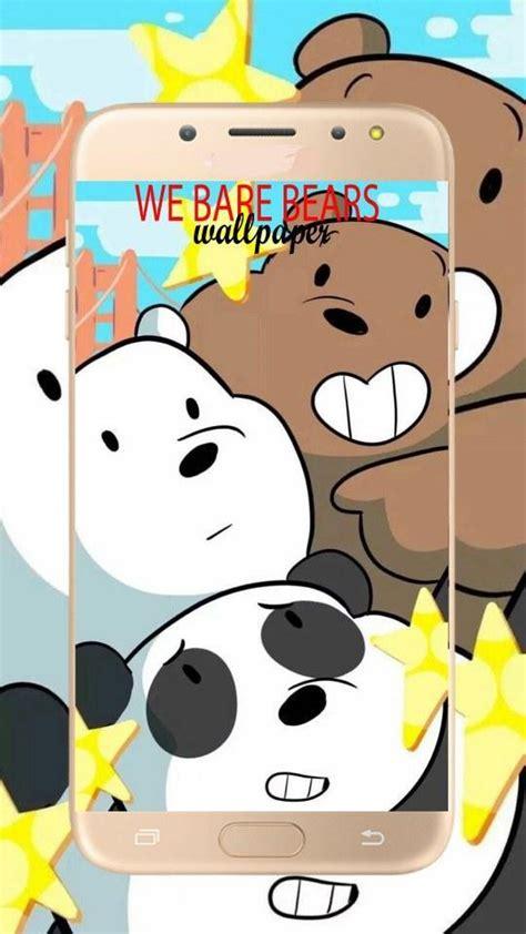 bare bears art wallpaper  android apk
