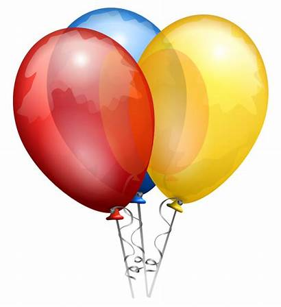 Balloons Party Clip Onlinelabels Svg