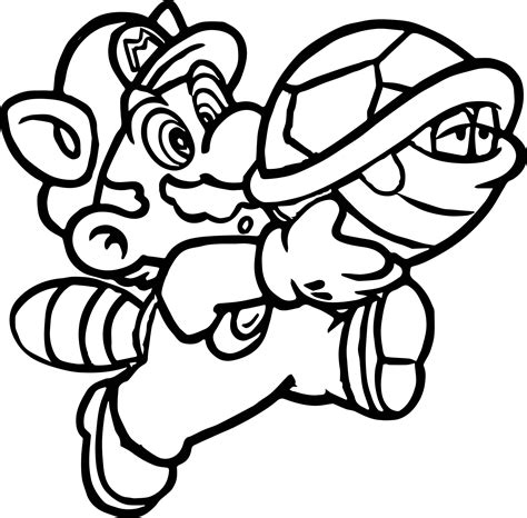 600x807 online coloring super mario bros coloring pages for kids new. cool Super Mario Going With Turtle And Catch Him Coloring Page | Super mario coloring pages ...