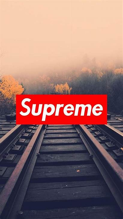 Supreme Iphone Wallpapers Iphonex Cool Backgrounds Screen