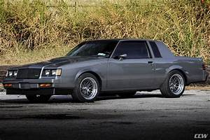 Gray Buick Grand National
