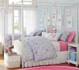 Catalina bed canopy pottery barn kids for Catalina bedroom set pottery barn