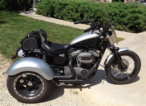 New Trike Conversion Kits For Harley Davidson Sportsters